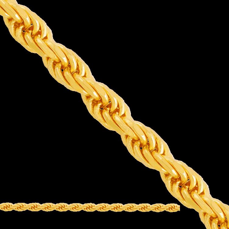 Męska bransoleta ze złota